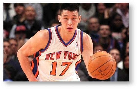 LIN HAS BEEN A GODSEND TO THE N.Y. KNICKS
