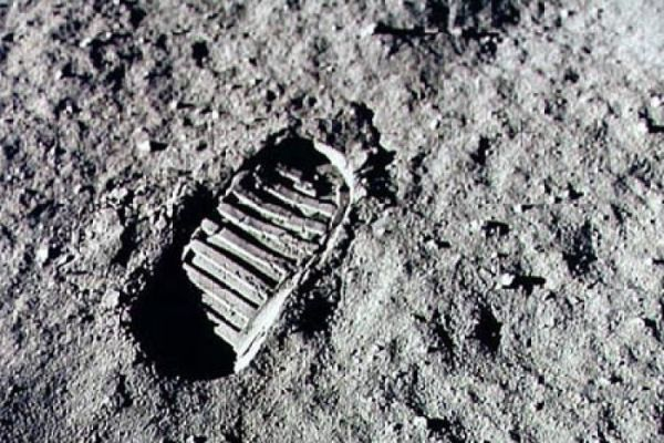 ASTRONAUT ARMSTRONG CONSIDERED FOLLOWNG JESUS GREATER THAN STEPPING ON THE MOON.