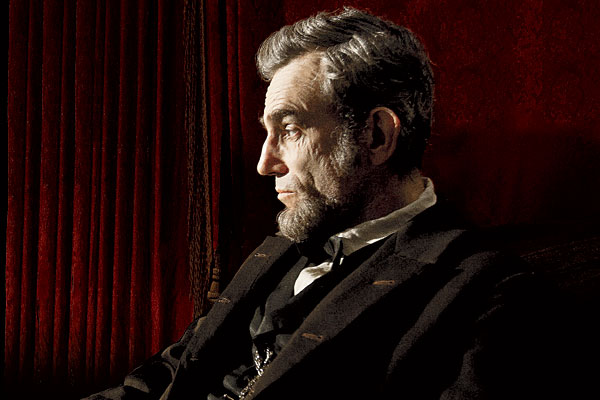 ACTOR DANIEL DAY LEWIS PORTRAYS THE NATION'S 16TH PRESIDENT IN 'LINCOLN,' THE MOTION PICTURE.