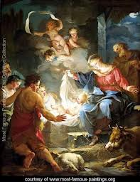 UNTO US A CHILD IS BORN, UNTO US A SON IS GIVEN. HIS NAME WILL BE CALLED WONDERFUL, COUNSELOR, MIGHTY GOD, EVERLASTING FATHER, PRINCE OF PEACE.