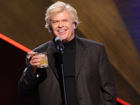 RON WHITE HEADLINES UPCOMING CMT COMEDY SPECIAL IN WHICH HE JOKES ABOUT BEING BANNED BY CHRISTIANMINGLE.