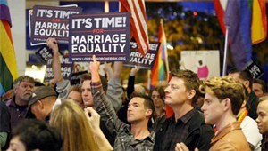 IF HOMOSEXUALS CAN MARRY, WHY NOT POLYGAMISTS, CONSENTING INCESTUOUS ADULTS, OR EVEN ZOOPHILES AND THEIR 'ANIMAL PARTNERS'.