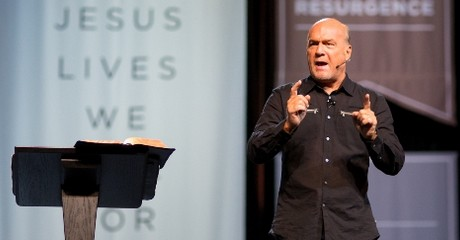 WE ARE SAVED BY GRACE, SAYS PASTOR GREG, BUT REWARDED ACCORDING TO OUR WORKS.
