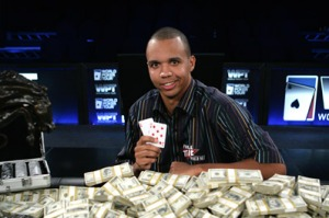 "GAMBLER PHIL IVEY HAS EARNED MILLIONS IN POKER WINNINGS. BUT ""WHAT WILL IT PROFIT A MAN IF HE GAINS THE WHOLE WORLD, AND LOSES HIS OWN SOUL?"""