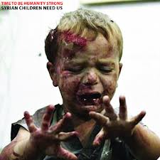 THE HEART OF GOD IS GRIEVED NOT ONLY BY THE SUFFERINGS OF SYRIAN CHILDREN, BUT ALSO FOR THE MASS MURDER OF UNBORN AMERICAN CHILDREN.