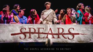 """CREATORS OF NEW MUSICAL DESCRIBE AS THE """"BRITNEY SPEARS AND JESUS CHRIST MASH-UP."""""""