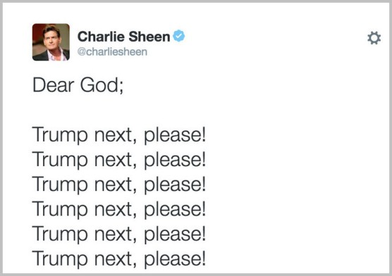 sheen-trump-tweet