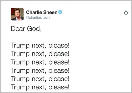 sheen-trump-tweet